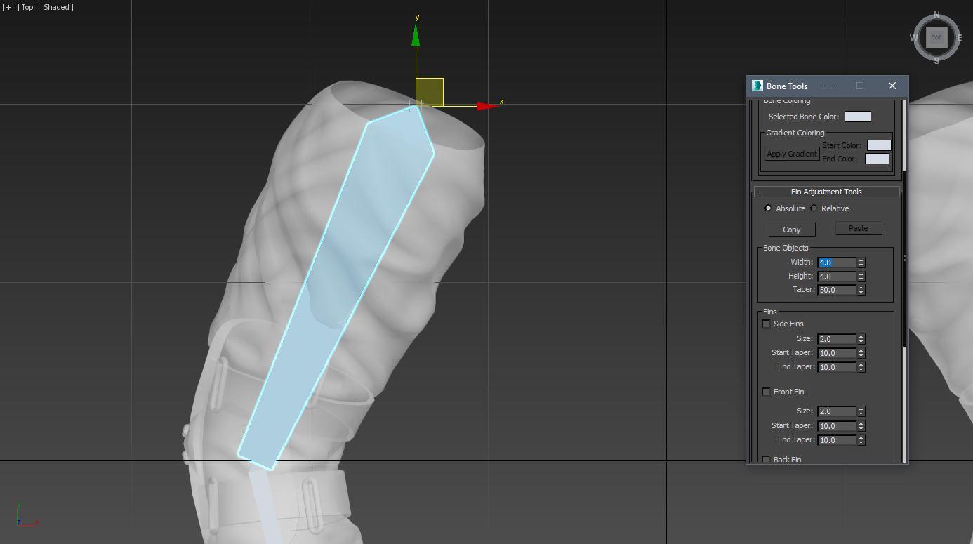 Unity 5 уроки - анимация и риггинг FPS рук (Создание игры) Изображение 4