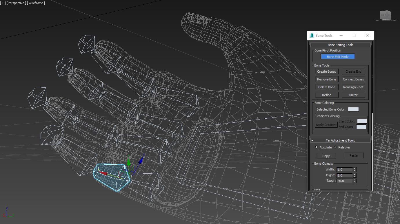 Unity 5 уроки - анимация и риггинг FPS рук (Создание игры) Изображение 7