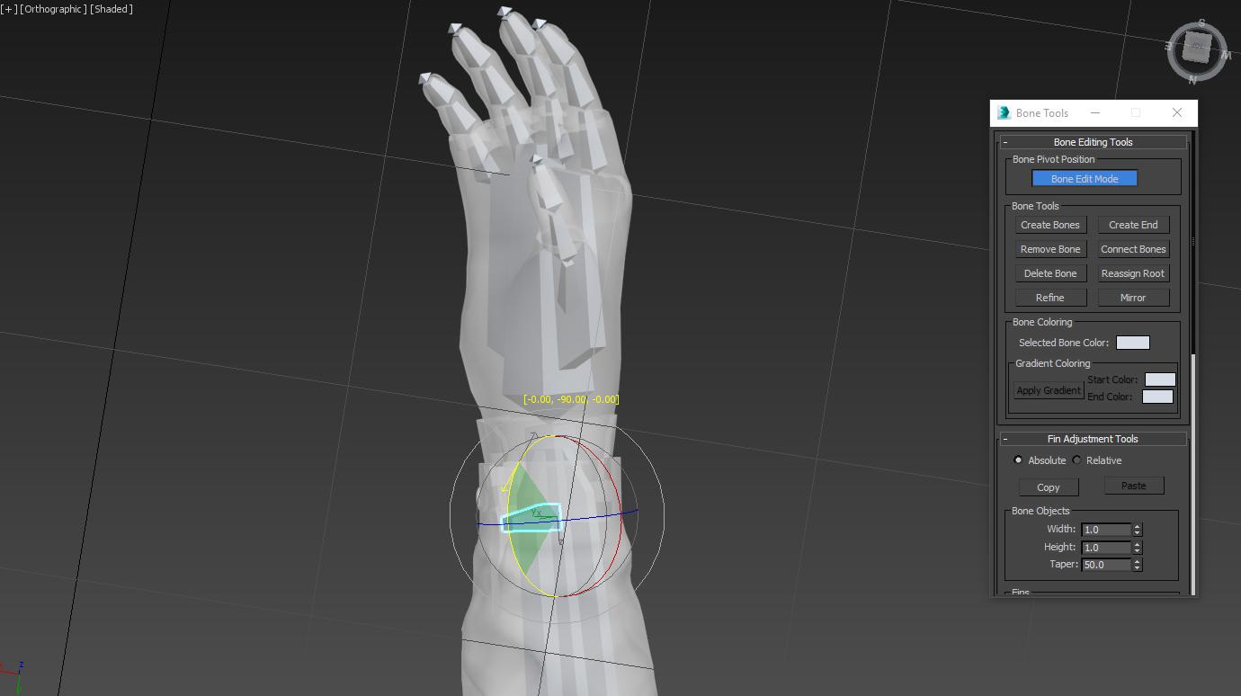 Unity 5 уроки - анимация и риггинг FPS рук (Создание игры) Изображение 12