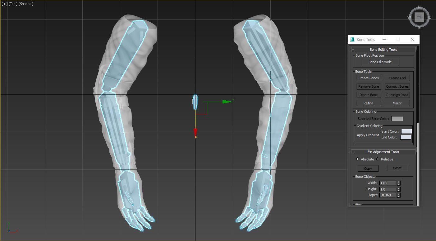 Unity 5 уроки - анимация и риггинг FPS рук (Создание игры) Изображение 16