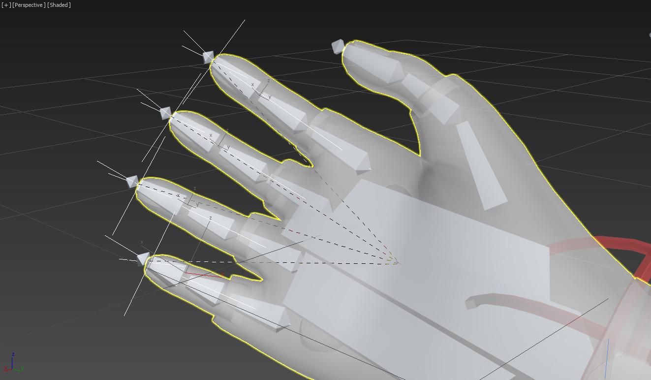 Unity 5 - уроки: создание FPS рук