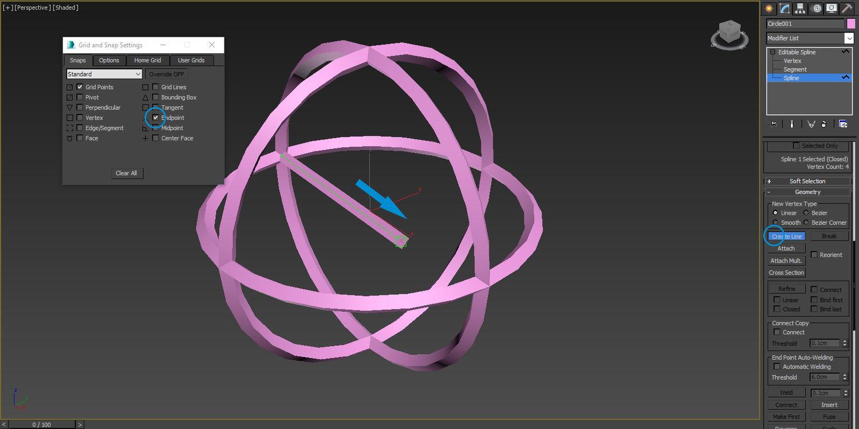 3ds Max controller IK - Unity 5 уроки