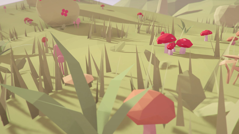Low Poly Unity