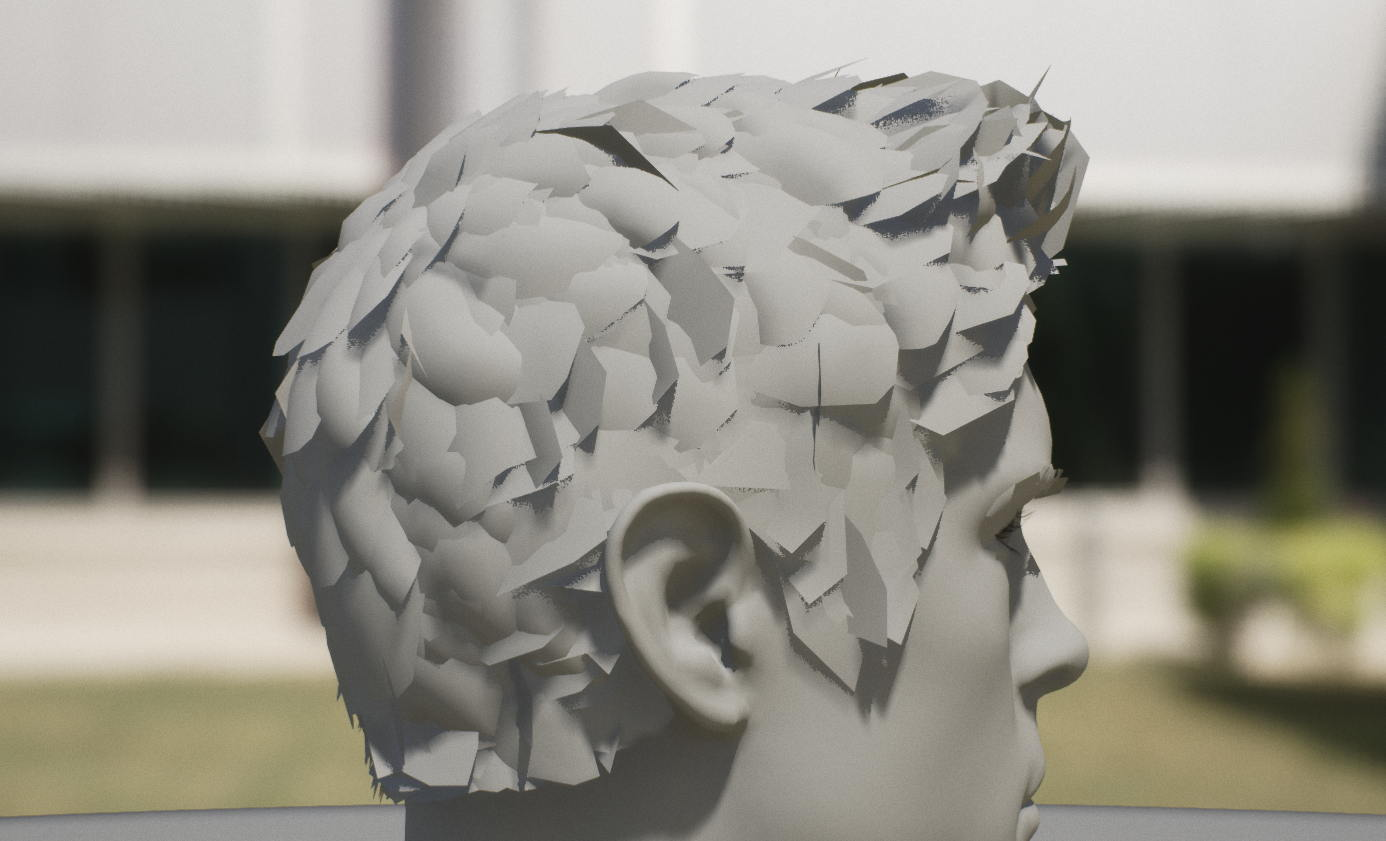 Урок Unreal Engine 4 -создание реалистичного персонажа