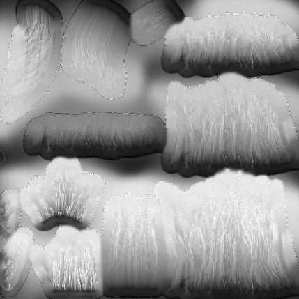 Текстура волос - Root