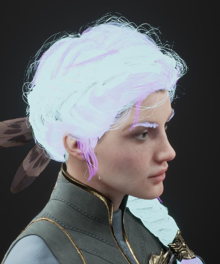 Unreal Engine 4 - создание фотореалистичного персонажа