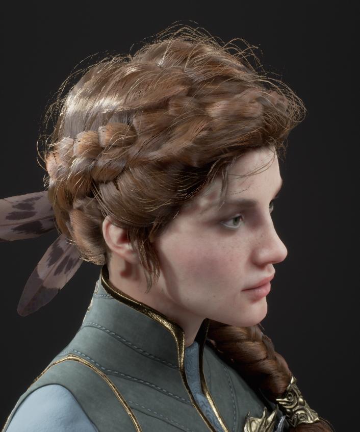 Реалистичный персонаж в Unreal Engine 4 - Devgam