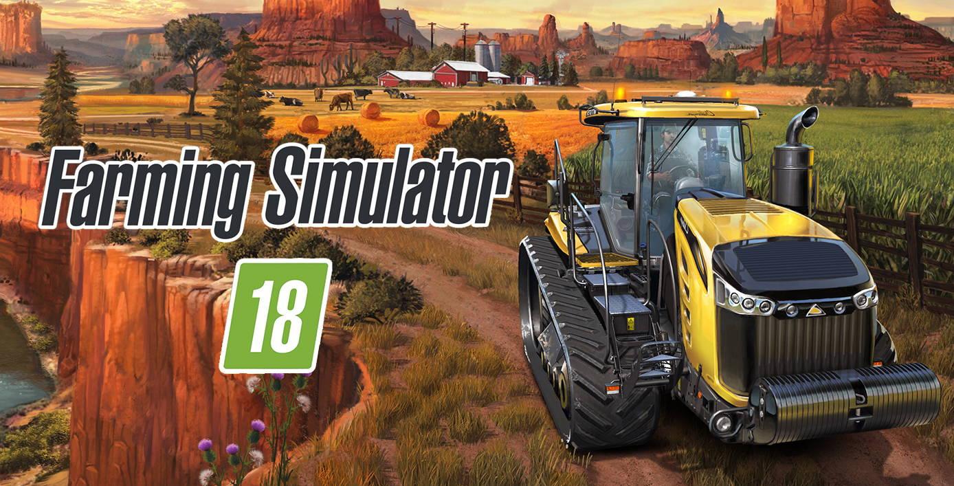 Farming Simulator 18 - лучший симулятор ios