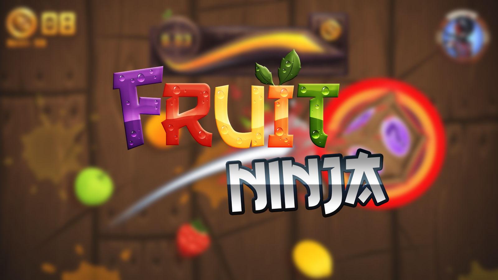 Fruit ninja - скачать бесплатно, freemyapps, общий аккаунт