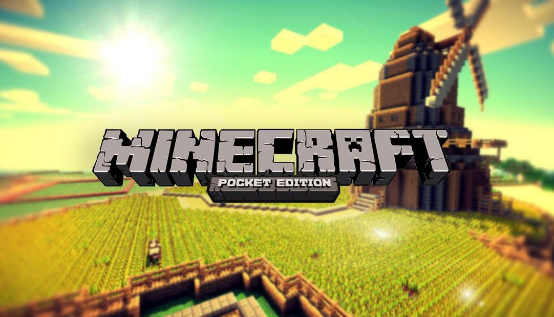 minecraft - лучшие игры для айфонов