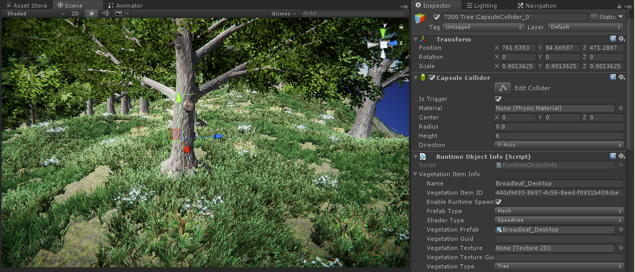 Devgam, Vegetation studio, unity3d, девгам