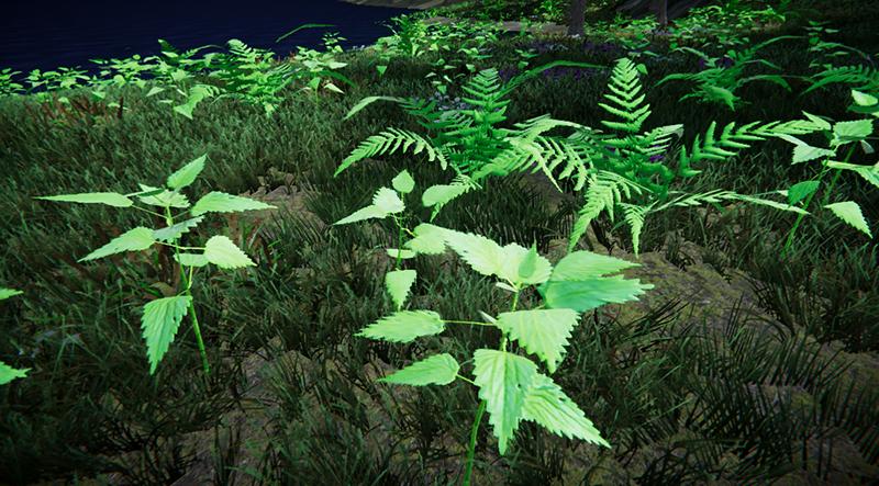 Unity3d, vegetation studio, ассет, скачать, devgam, девгам