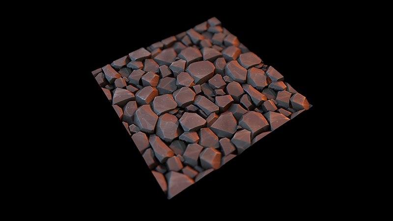 Free UE4 material - бесплатный материал для Unreal Engine 4