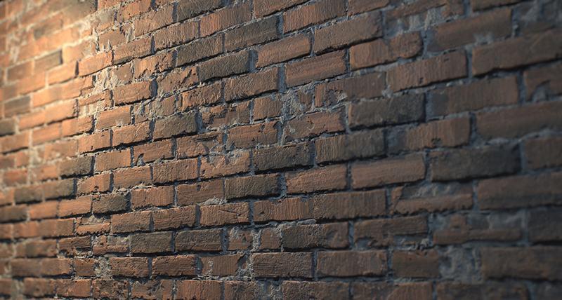Бесплатный материал кирпичной стены - изображение 2