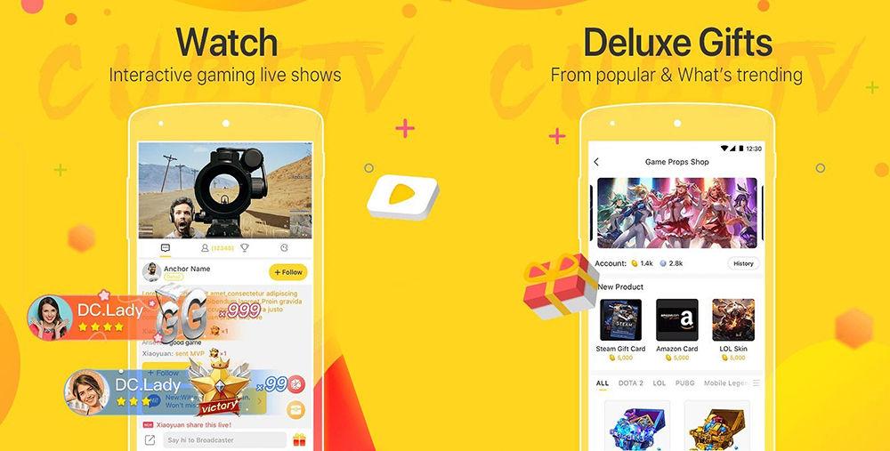 CubeTV.sg - новый стриминговый сервис от BIGO Live