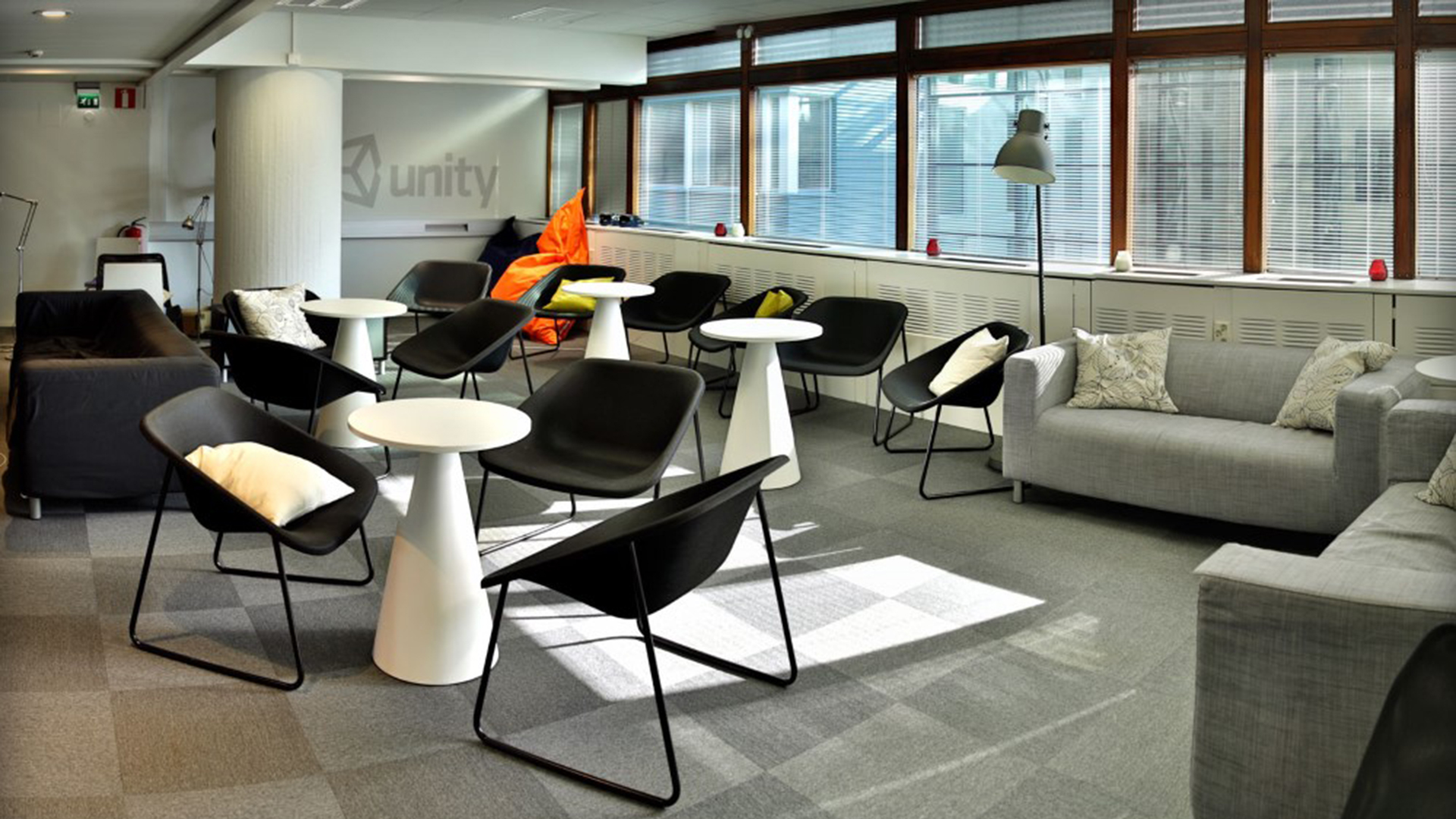Unity office in Unity Finland