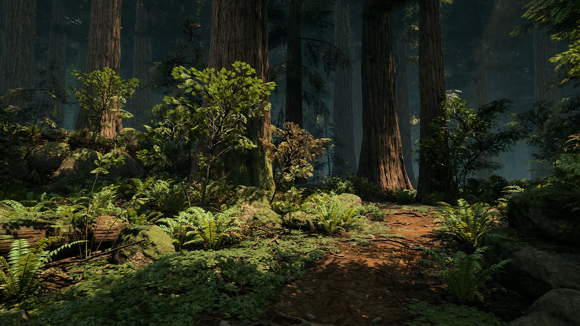 devgam unreal engine 4 forest