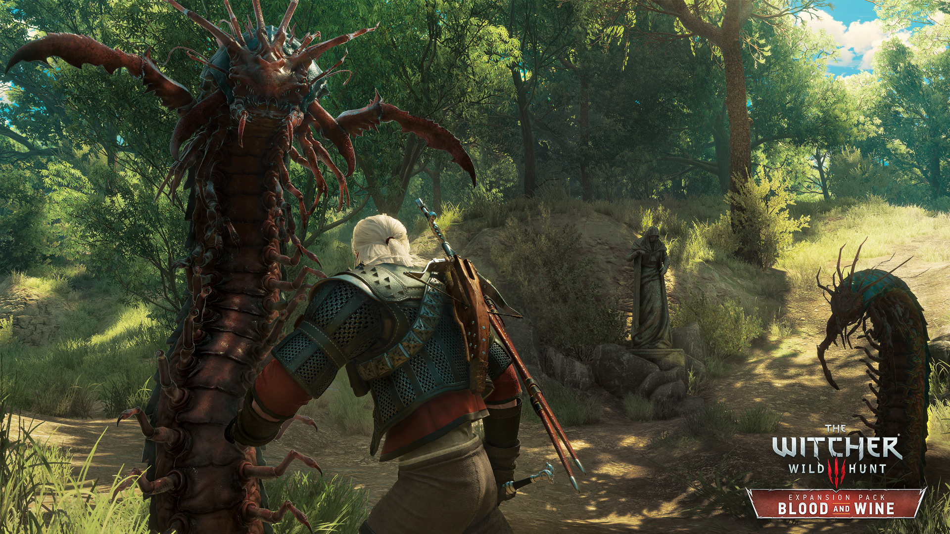 the witcher 3 blood and wine gameplay - devgam.com