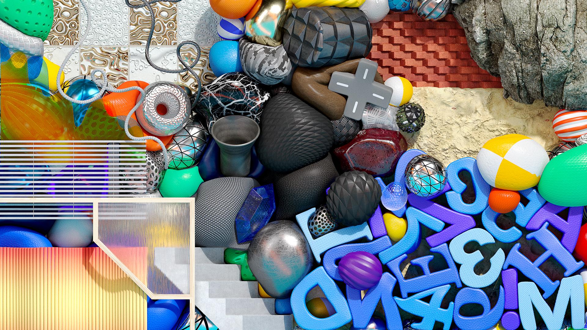 Изучение Substance Designer 6.0 вместе с Allegorithmic