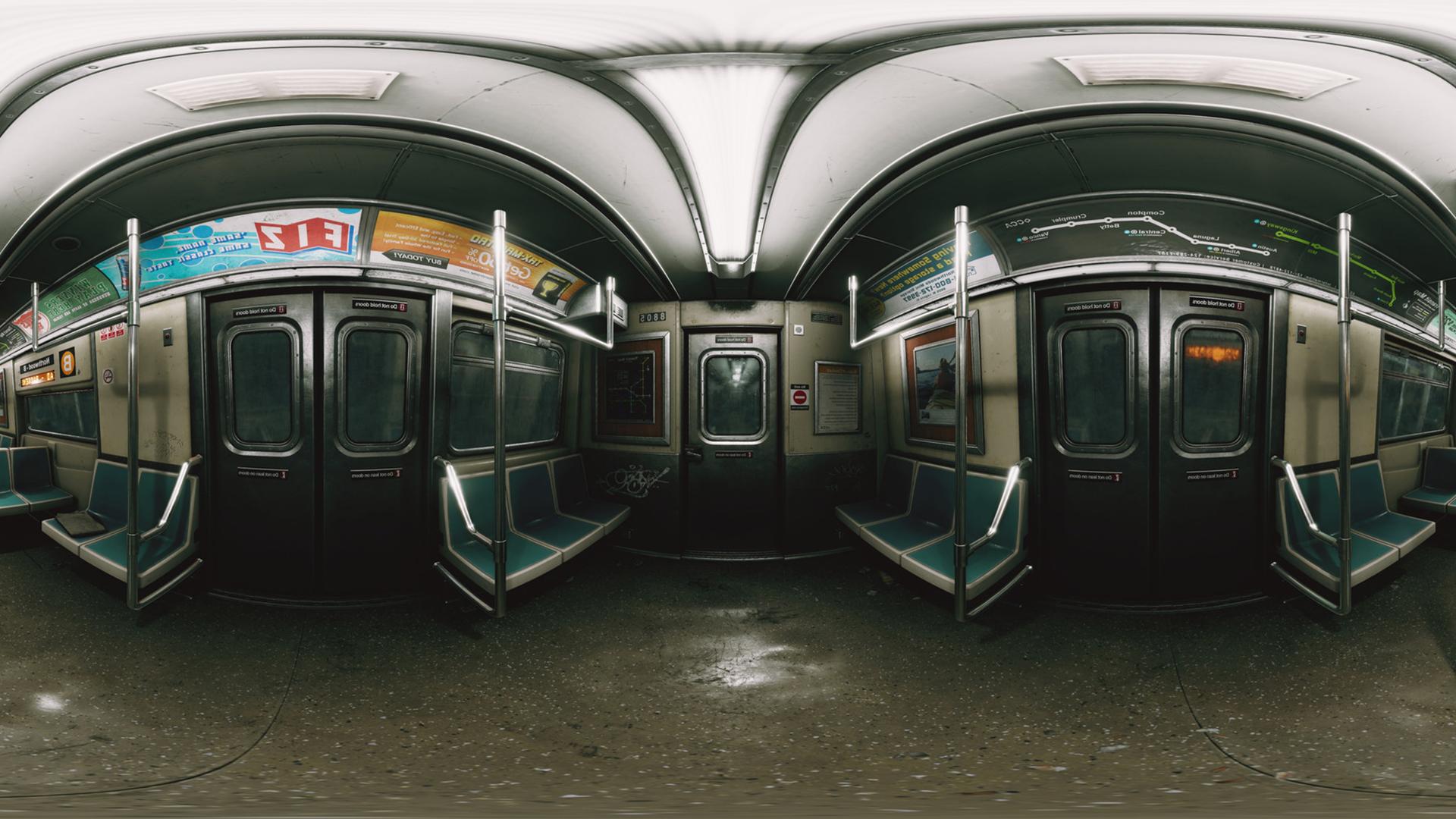 Создание панорамных изображений в Unreal Engine 4