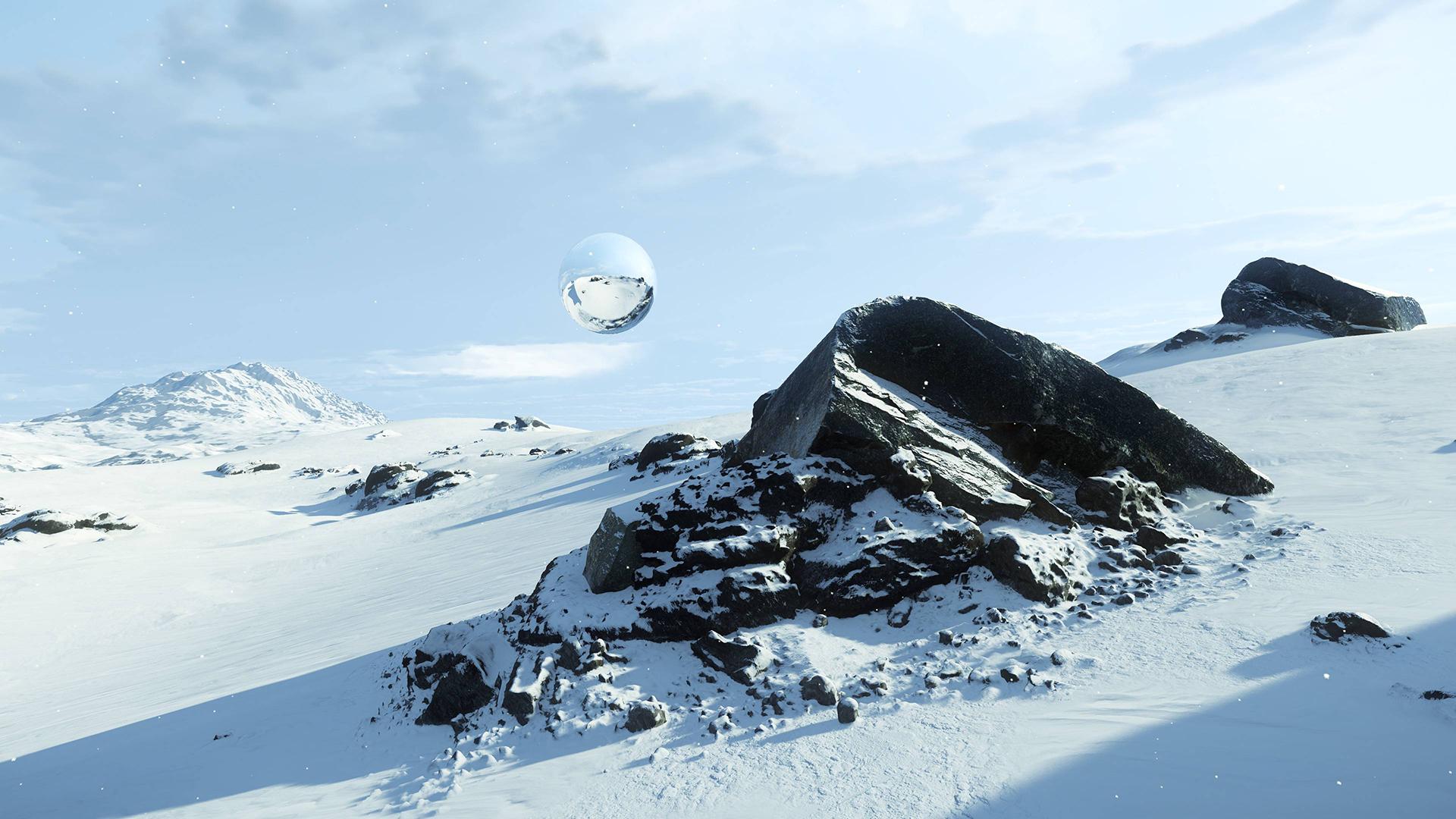 Создание реалистичного окружения в CryEngine