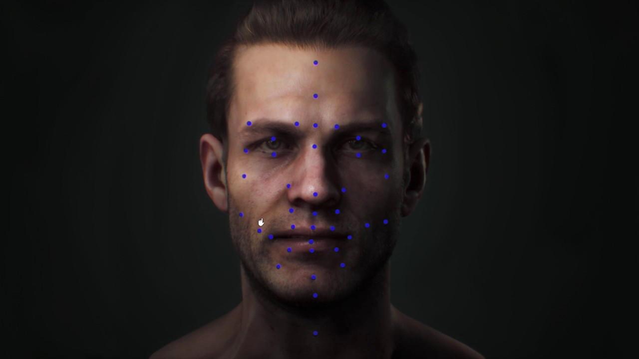 Продвинутая лицевая анимация в Unreal Engine - FACS Rig
