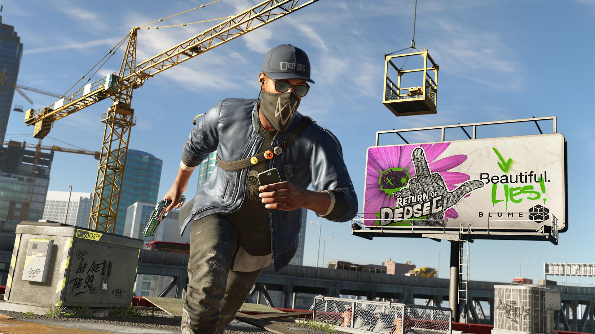 Ubisoft: сравнение графики E3 с графикой самой игры