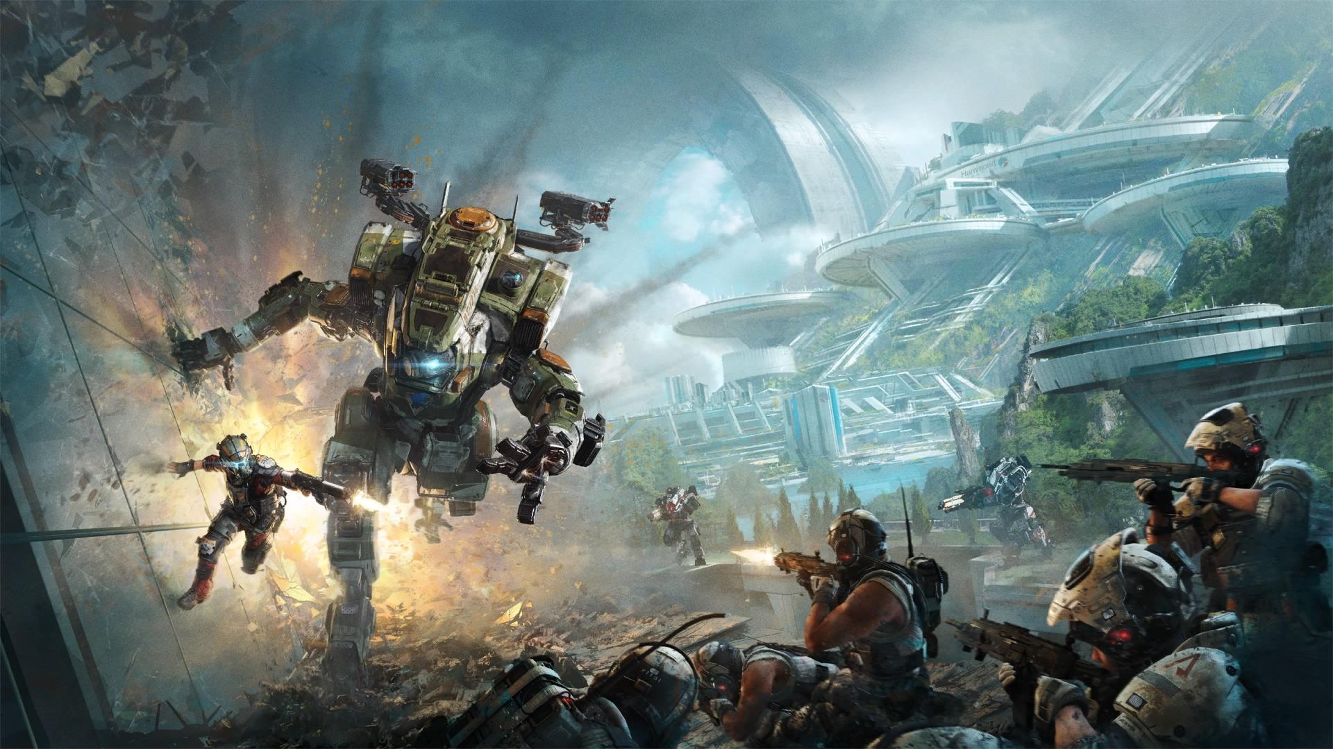Обзор Titanfall 2 - Трейлер, геймплей и скриншоты
