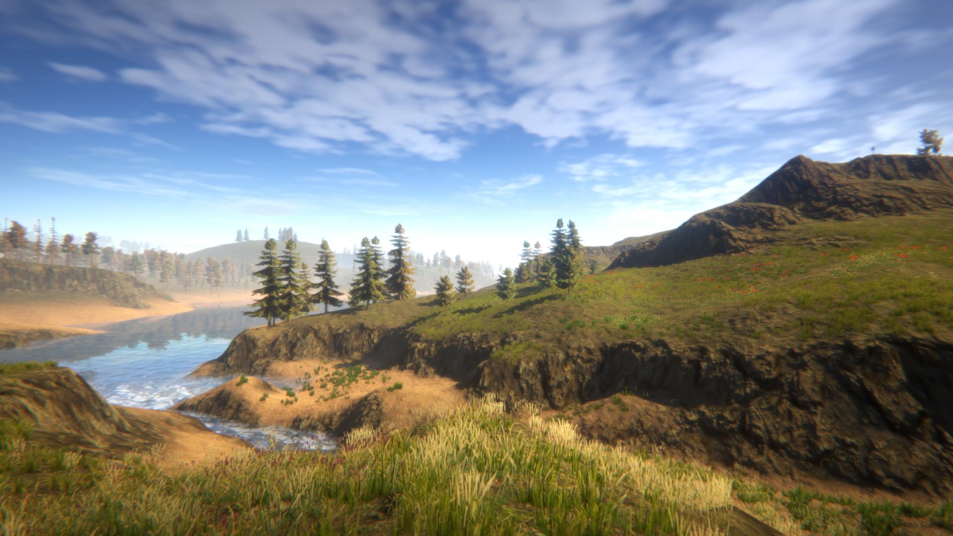 Unity 5 уроки - создание Terrain из Google карты