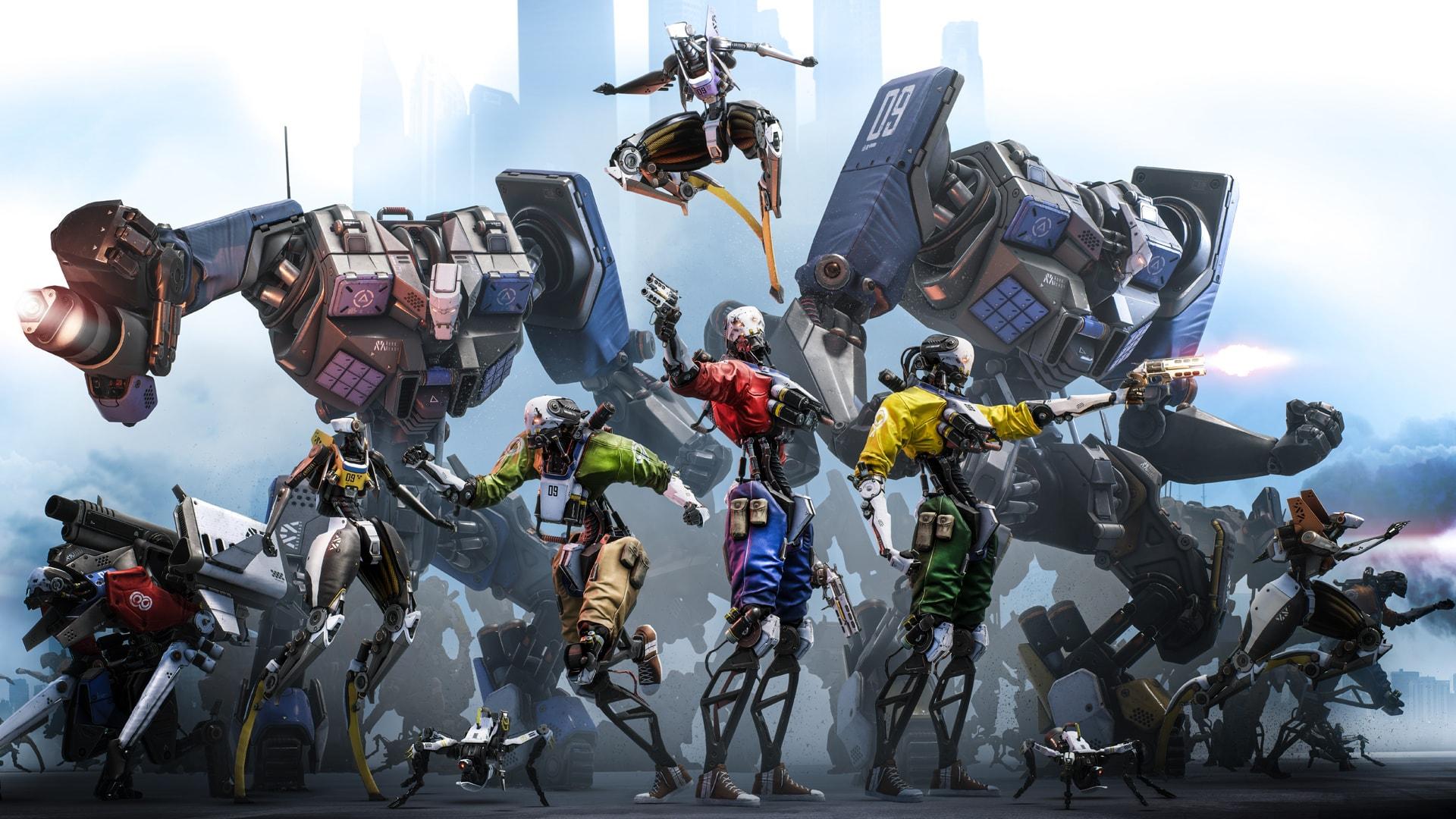 Robo Recall: новая VR игра от Epic Games