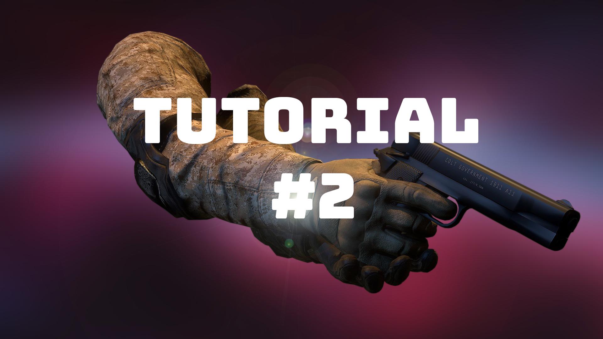 Unity 5 уроки - Риггинг и анимация FPS рук (Часть 2)