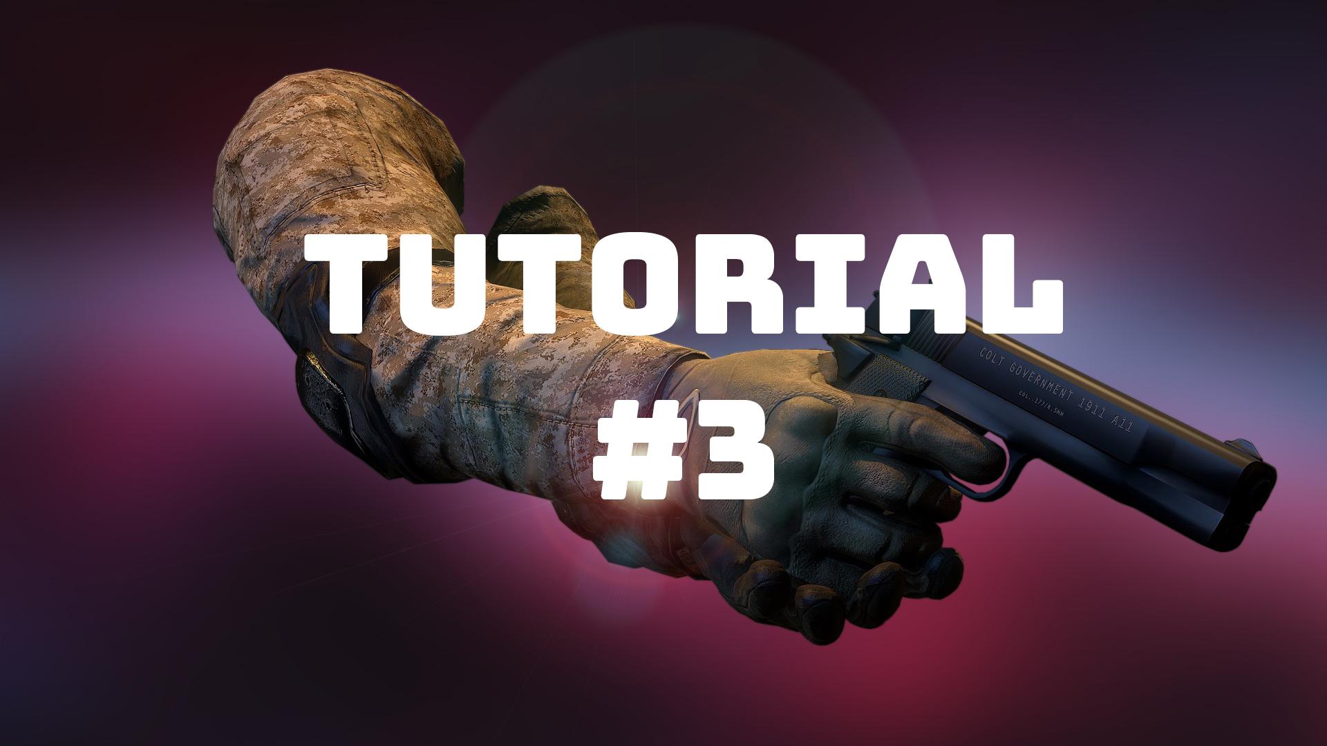 Unity 5 уроки - Риггинг и анимация FPS рук (Часть 3)